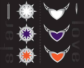 mallisuunnittelu_star_heart